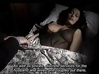 sleepErika Bella abused in her bed in italian porn movie