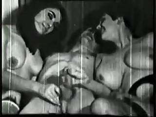 Vintage Classics, The Best Of Hardcore Hairy Pussy Porn