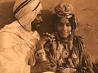 A Night In A Moorish Harem, The Italian Lady