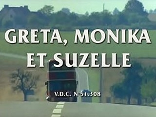 Greta, Monica, Suzel... (1980)