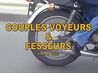 Couples Voyeurs &_ Fesseurs