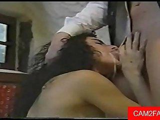 Retro Oral Creampie Free Vintage Porn Video