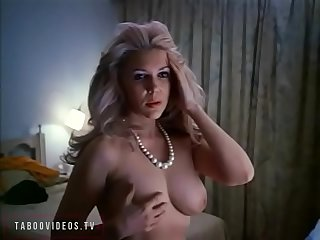 Perfect busty blonde mom and young neighbor