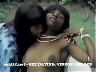 Lesbengaertner  Ebony threesome porn  German sex classic