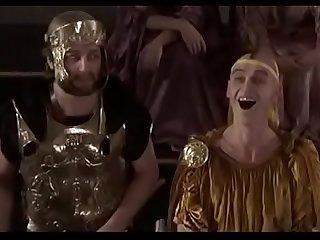 orgy at caligulas court