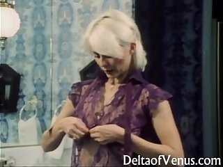 The Lovely Seka  1970s Vintage Porn
