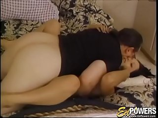 EDPOWERS  Alluring Kristina Black dicked and fed jizz